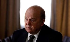 Ireland's finance minister, Michael Noonan