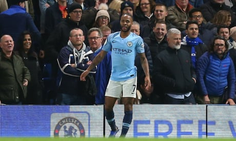 Why should someone like Raheem Sterling be seen as 'fair game'? | Daniel Taylor