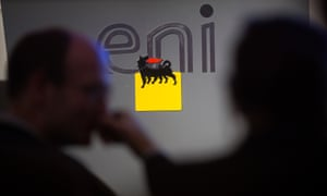 Eni's Goliat project is planned to eventually pump 100,000 barrels of oil a day