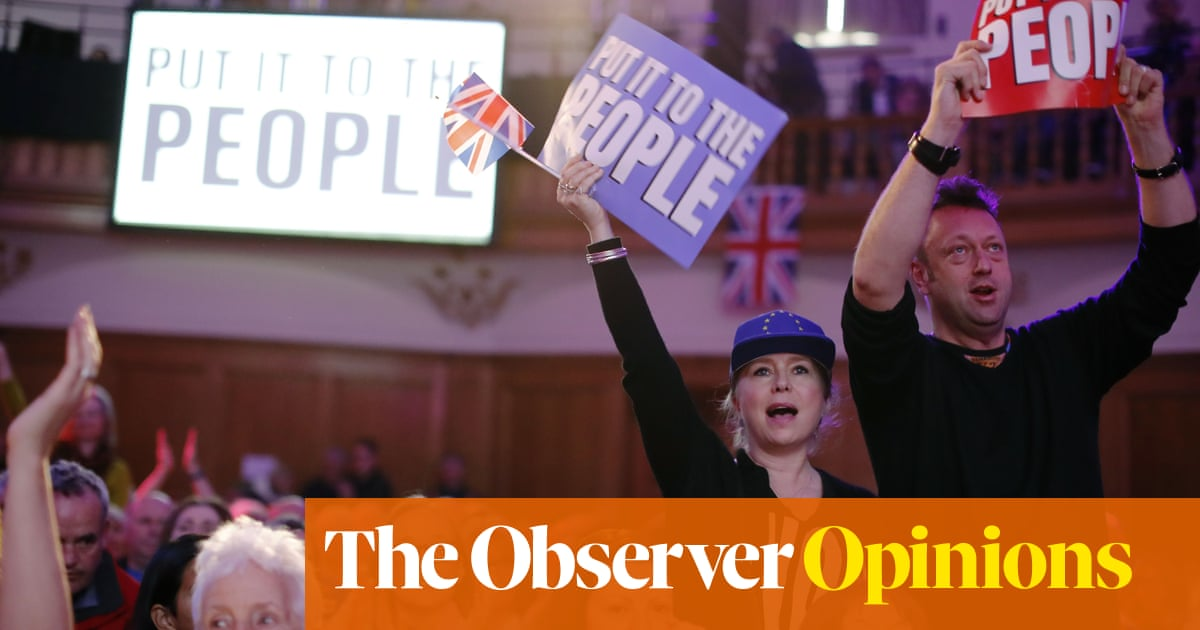 Labour can't defeat Nigel Farage by sitting on the fence | Tom Watson