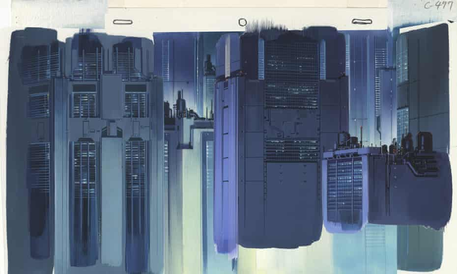 Background for Ghost in the Shell (1995)