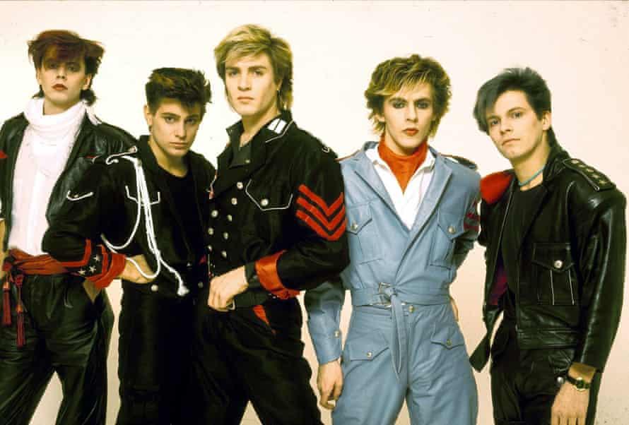 Duran Duran in 1982.