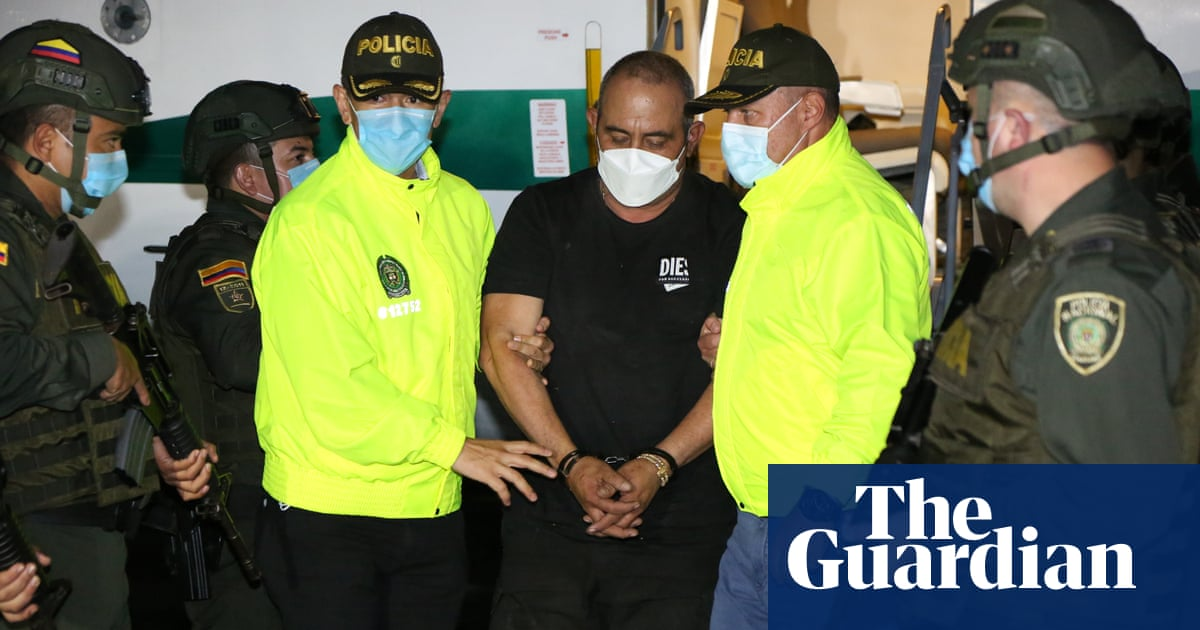 'Nothing will change': void left by Colombia cartel boss will quickly be filled, say experts