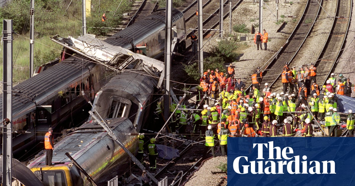 The Ladbroke Grove rail disaster: lessons to be learned 20 years on