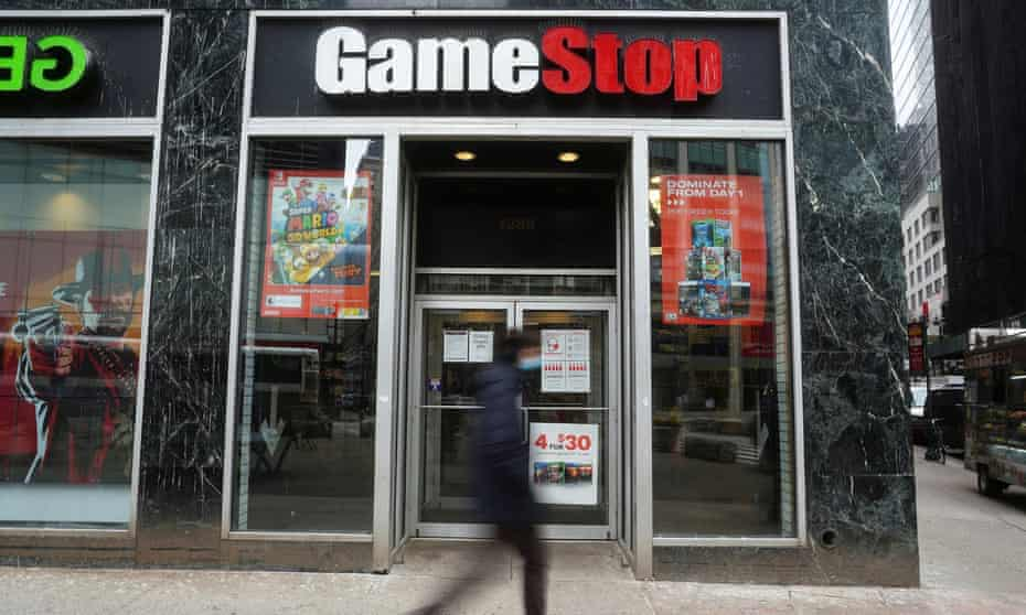 GameStop stock has surged more than 1,550% this year alone.