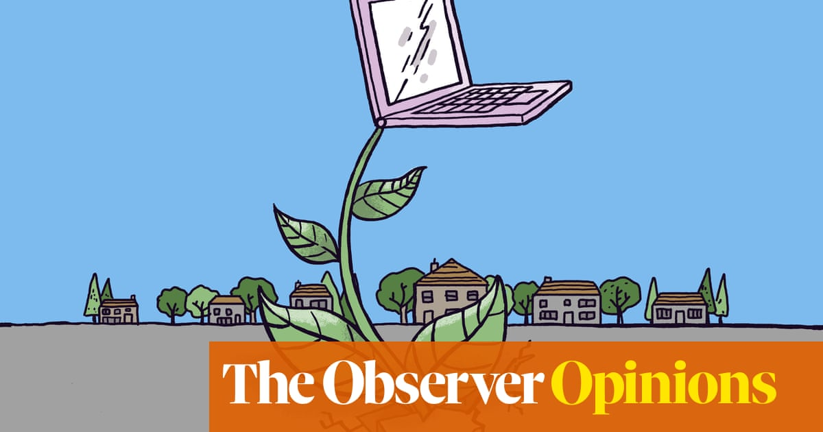 A new, rebalanced UK could be the happy legacy of a shift to working from home