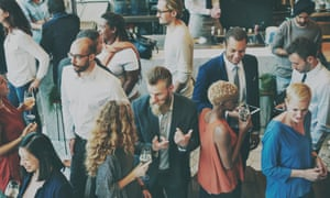 The key to networking well is to ask open-ended questions and give other people the chance to talk about their work.