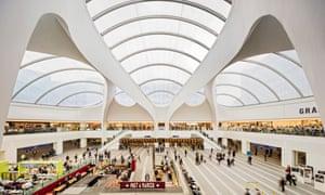 Inside Birmingham's revamped New Street station