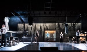 Beware of Pity at the Schaubühne.