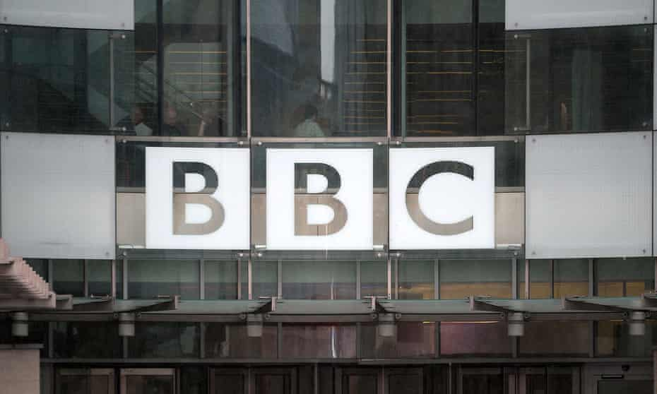 The BBC logo