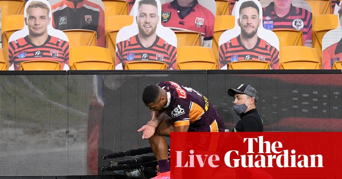 NRL 2020: Brisbane Broncos v Sydney Roosters – round 4 live updates! - the guardian