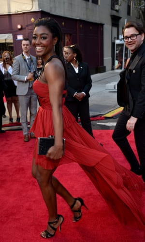 Actor and singer Patina Miller