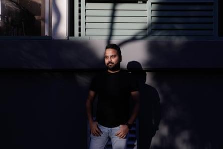 35-year-old data analyst Pritam Deb