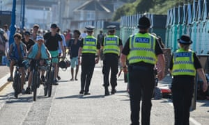 Summer holidays are a 'ticking time bomb', says David Jamieson, police and crime commissioner for the West Midlands