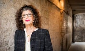 Harvard academic and bestselling author Shoshana Zuboff.