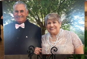 raul and maria flores