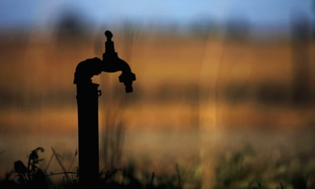 A climate emergency: what happens when the taps run dry?