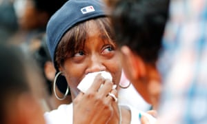 Diamond Reynolds, girlfriend of Philando Castile, broadcast the aftermath of his shooting on Facebook.