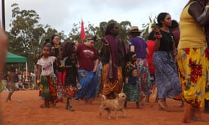 The Garma festival gives people a chance to speak more freely, says Denise Bowden, the chief executive of the Yothu Yindi Foundation