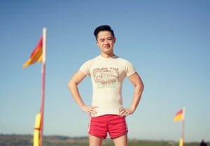 Benjamin Law presents the two-part ABC documentary Waltzing the Dragon