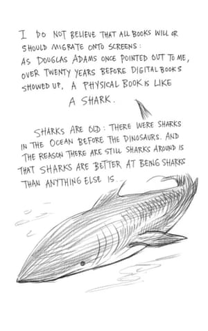 Page 11 of Neil Gaiman and Chris Riddell's book Art Matters. ART MATTERS by Neil Gaiman, illustrated by Chris Riddell is published by Headline on 6th September