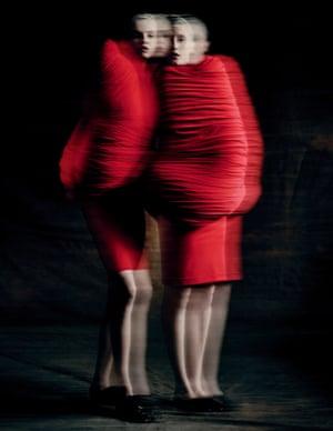 Body Meets Dress–Dress Meets Body, spring/summer 1997