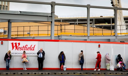 Westfield's new Bradford shopping centre, The Broadway, which opens on Thursday