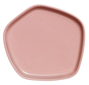 Issey Miyake dining plate