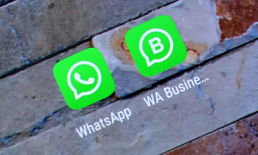 Any phone running either WhatsApp or the WhatsApp Business app can be affected.