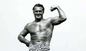 Charles Atlas, American bodybuilder