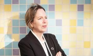 Caroline Stevens, chief executive of the National Autistic Society.