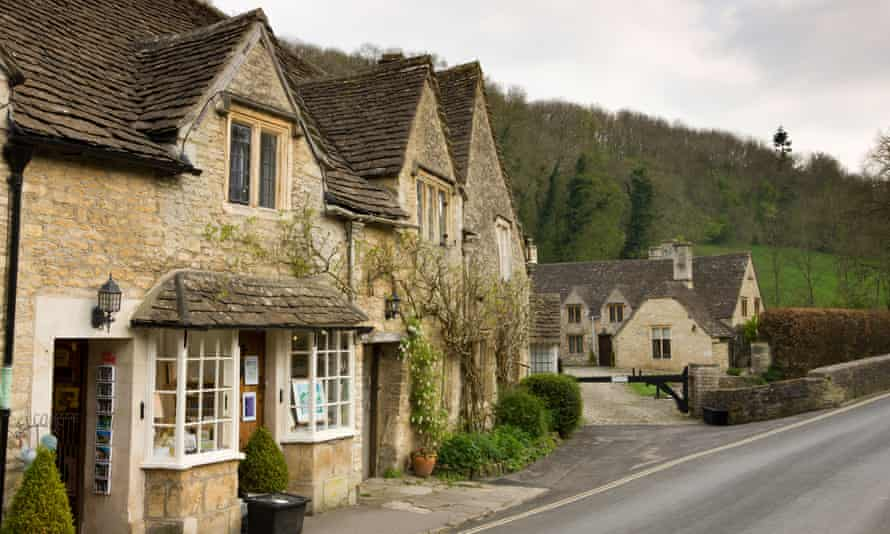 In 2008 alone, 400 village shops closed down.