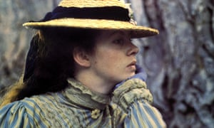 Judy Davis in Gillian Armstrong's 1979 film of My Brilliant Career.