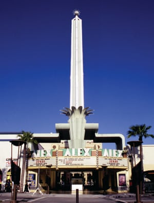 Alex Theatre, Glendale, California, 1942