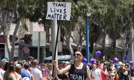 Transgender detention