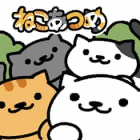 Neko Atsume app logo