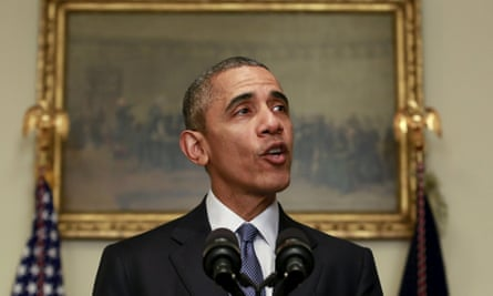 'President Obama administration's policies have also unfairly targeted Muslim-Americans.'