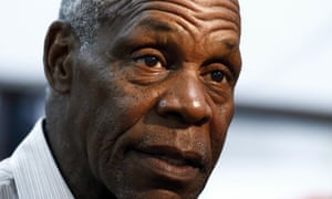 Danny Glover says Emmanuel Macron should speak up in the controversy over the attempt to form a union.