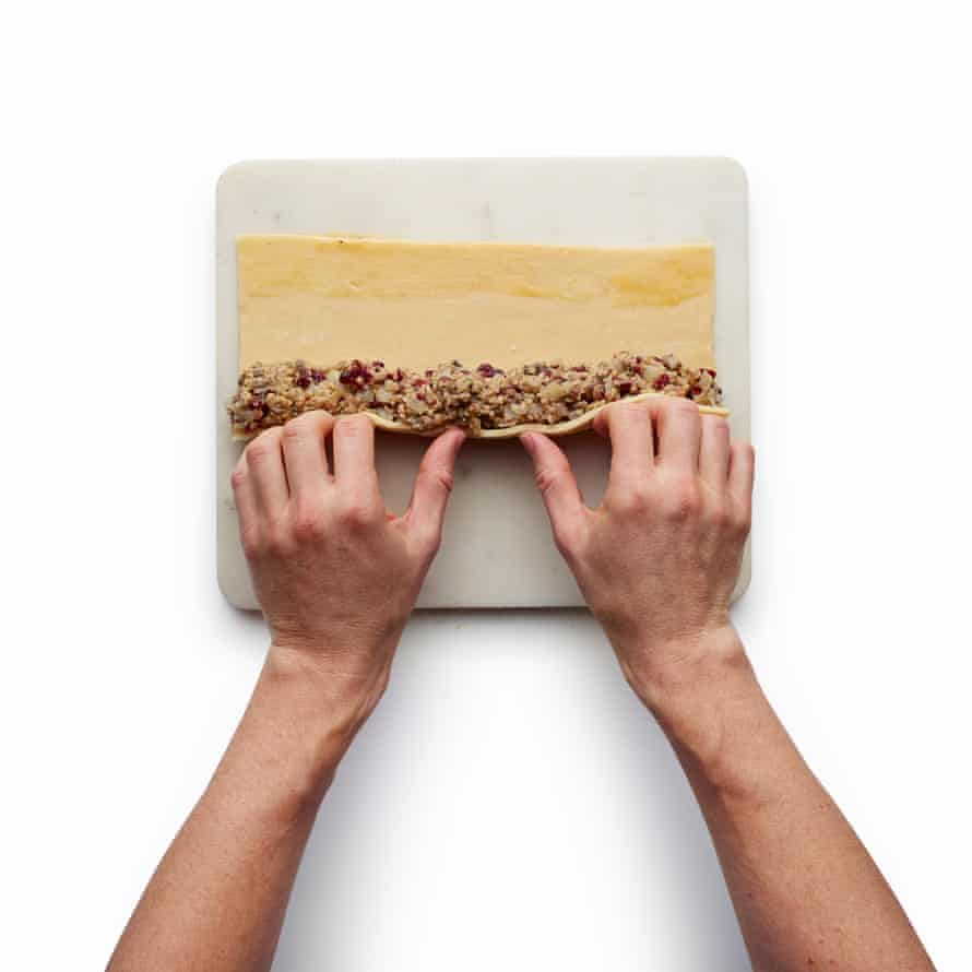 Felicity Cloake's vegetarian sausage rolls