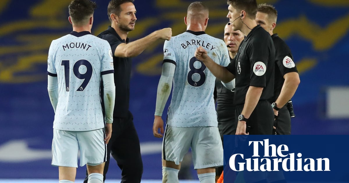 Chelseas swanky rebuild is in need of more solid foundations | Jacob Steinberg