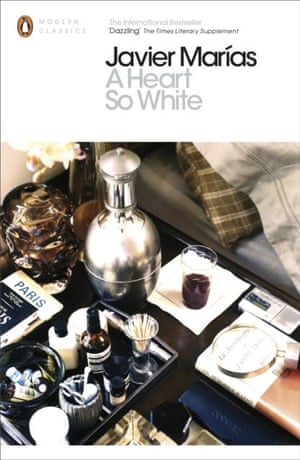 Cover of A Heart so White by Javier Marías