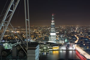 Walkie-Talkie building, City of London