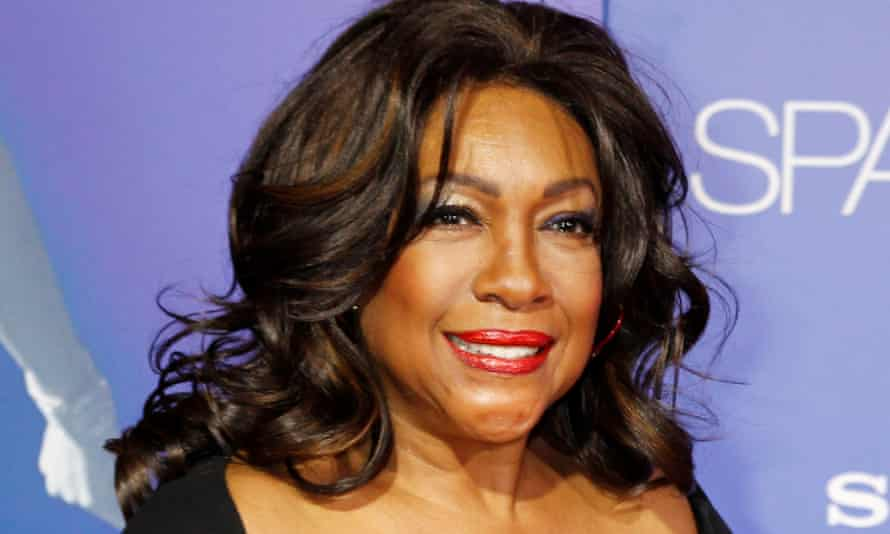 An enduring career … Mary Wilson in 2012.
