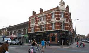 The Wheatsheaf pub in Tooting Bec. Demand for property such as this is extremely high in London.