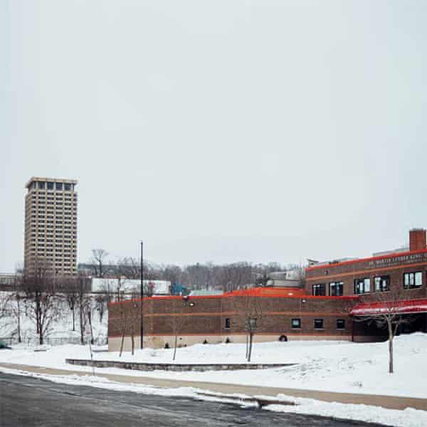 Dr King elementary school in Syracuse, New York.