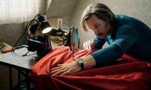 David Kross as Günter Wetzel in the new film, Ballon.