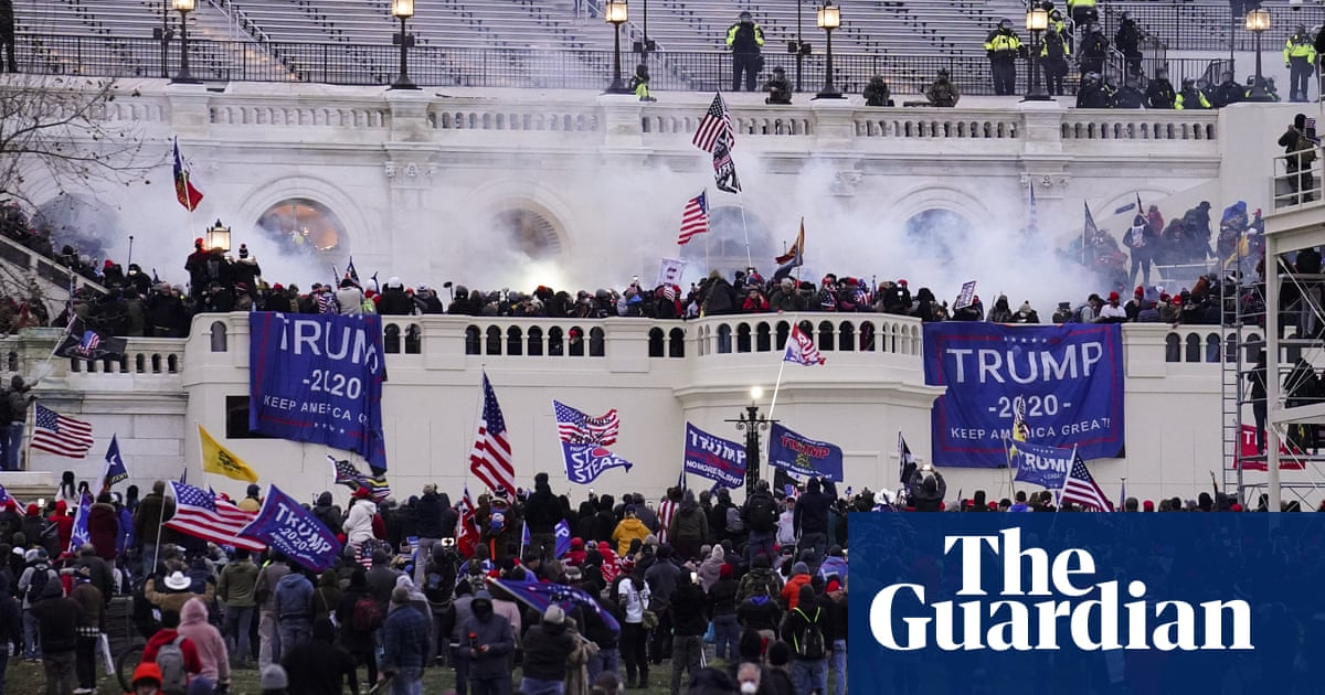 Capitol attack: blistering internal report reveals widespread failures by police – The Guardian