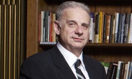 Authors Guild president James Gleick.