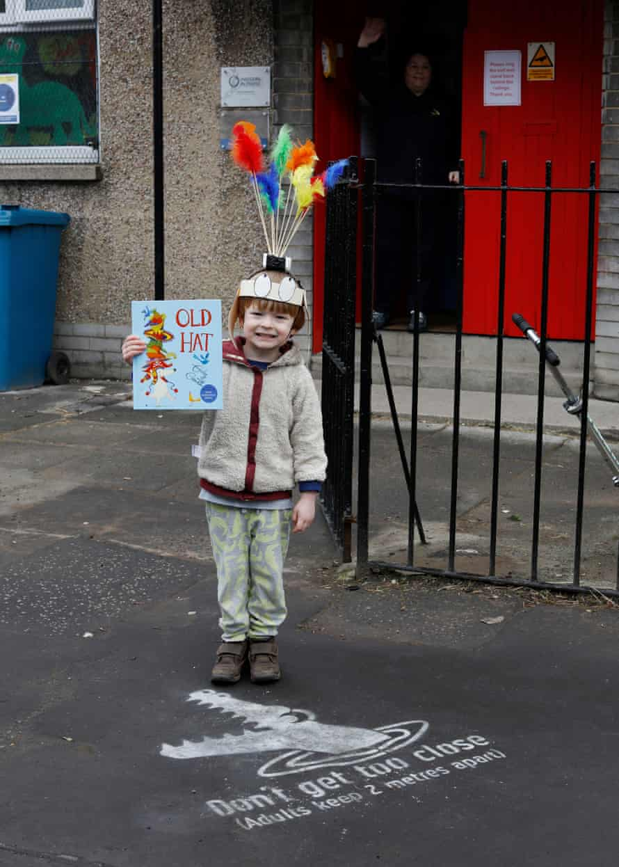 Francis returns to nursery in March 2021.