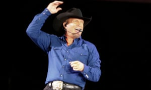 'The hardest part about this business is accepting the back end with the same love that you accepted the front end' ... Garth Brooks.